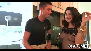 together sexy trio cfnm facialized get Indian sister and father
