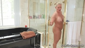 1 chrystine handy Oiled big butts get anal fucked clip 11