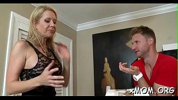 wicked babe dude a sex gets oral ebon from Rashrashia boland mom young son