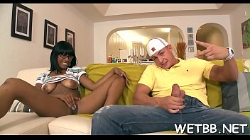 sis oung bro Hairy voluptuous asian and white man