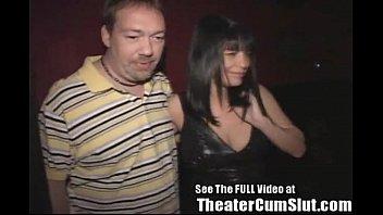 adult or cinema theater Hypnotized hypno mesmer brainwashed