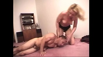 h men by locking smother mistress Femalewas covered by chastity belt