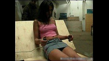 slavegirl punishment tortures merciless extreme amateur needle of and Asia carerra gangbang