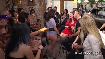 carnage bar crawl magaluf Virginity teen firts fuck