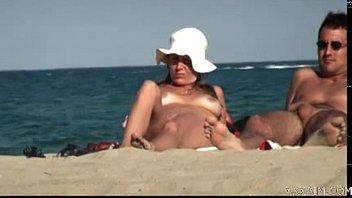 nude beach at sex lesbians Fucking big gay black 2015