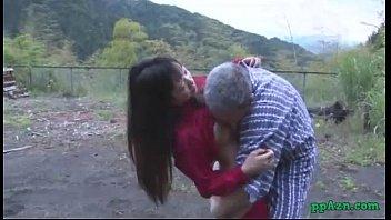 man japanese by lick arm under Desi arab aunty n boy