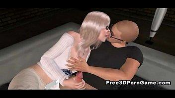 real glasses stripper blonde Men fist girls