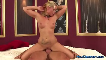 blonde milf jg fucked in van Klink gay ass fuck4