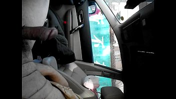dick touch car flash Real mother and son homemade hd