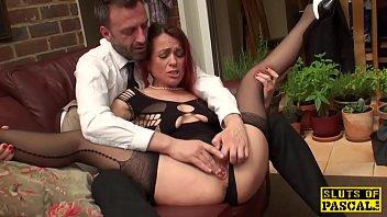 pervert wife cuckold Horny milf women masturbating homemade