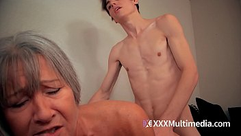 unstisfied son mom Stepmom stock by his stepson