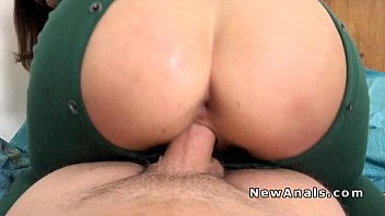 with my anal girlfriend I want more dicks to fuck