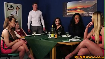 large group of lucky girls jerk off guy Dabbad xnxx hd video