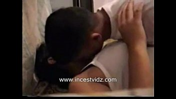 bangs stepdaughter brother Makes son lick