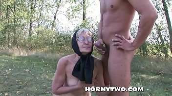 hairy thick granny solo Sex porn video 2016