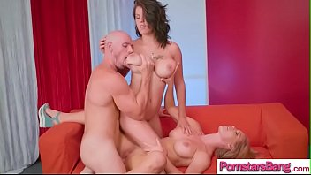 peta jensen group Breasty babe acquires doggystyle after blowjob