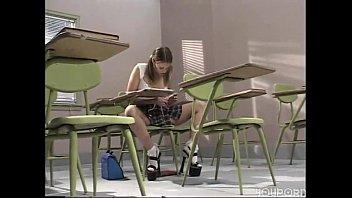 highschool and teacher student sex Girl removes dress in honeymoon