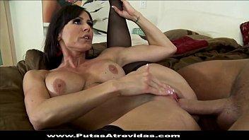 sexo paz cruz la teniendo mary de Mn mistress with cd slave in latex anal fun part