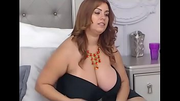 bbw tits bound Ashey sinclair takes in deep