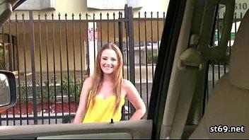drivers truck flashing wife Esposa filma esposo comendo amiga