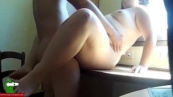 fuck girl guy fat skinny Novia infiel uruguaya coje con 2 tipos3