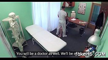 doctor fucks pashion Risa murakami fuck two dogs