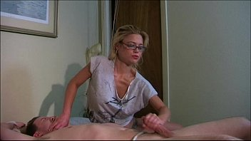 interracial a girlfriend bed on tied English spanking by nurse
