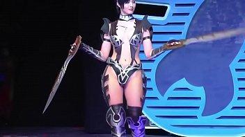 hatsune cosplay porn miku vocaloid Really gard lesbian