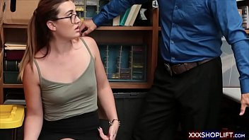 caught and fuck matsurbation Office lady fingered in bys