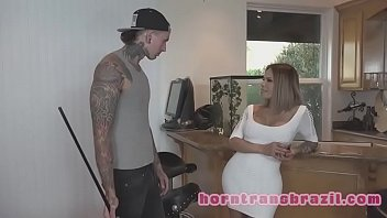 tinny guys of fucks blonde room Jala an mom