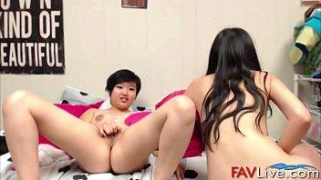 teen webcam asian on pussy horny Tiny4k slutty skater girl
