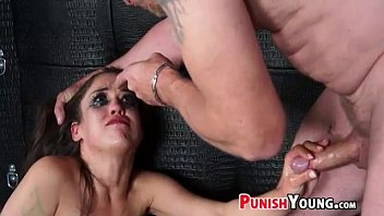 schoolgirl angelica punished principal eva naughty by Reverse rape anal