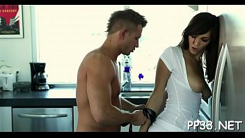 massage japanese gym model oiled Catch son daughter