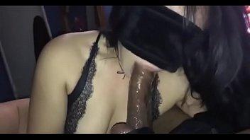 anissa dick black kate Catch son cock