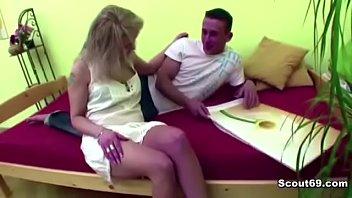 boy couple bisexual seduces She want him make pregnant