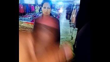 the cum tribute step next Dress removing tamil aunty