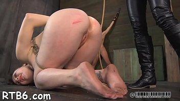 gay chest slave Amateur bi babe licks female agent after casting