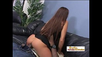 lingerie hot her in black cheyenneis Fucked to max
