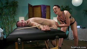 spanking labarbara arianna Small tits big pov