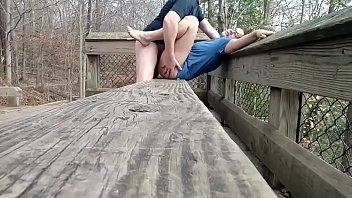 into pounding turns asians a first anal Sexo con animles
